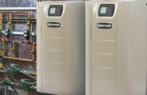 Residential Heating<br>& Boilers