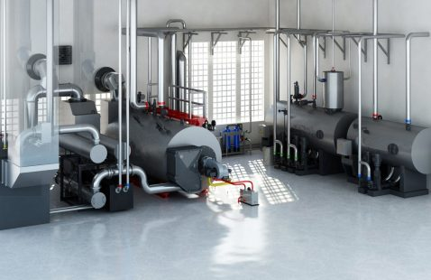 Commercial Heating<br>& Boilers