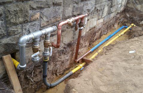 Commercial<br>Plumbing
